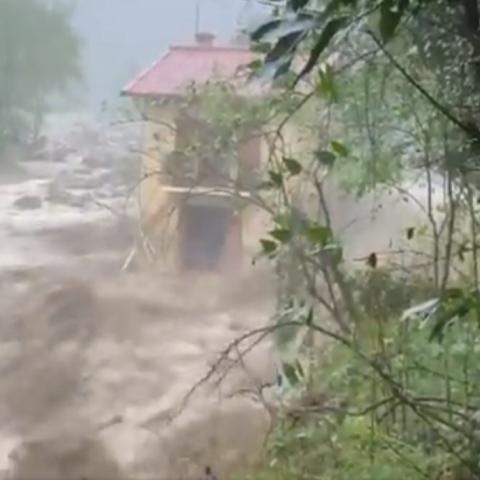 Urgence intempéries : solidarité auprès des personnes sinistrées
