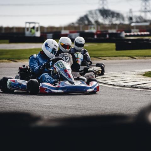 Challenge karting adultes