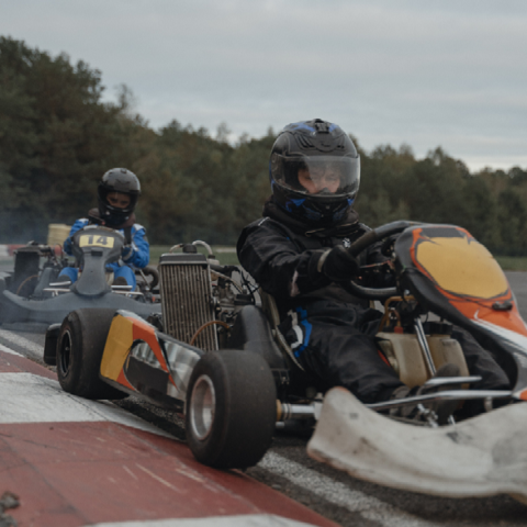 Challenge karting enfants