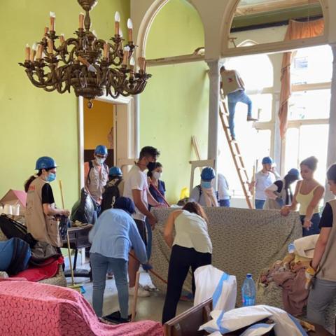 Liban : Une aide alimentaire d'urgence pour nourrir l'espoir
